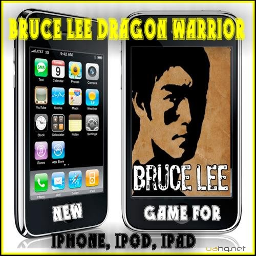 Брюс Лі - Воїн дракона / Bruce Lee Dragon Warrior (2012)