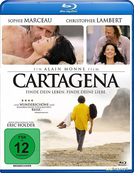 Картахена / L'homme de chevet / Cartagena (2009) BDRip | Укр. переклад