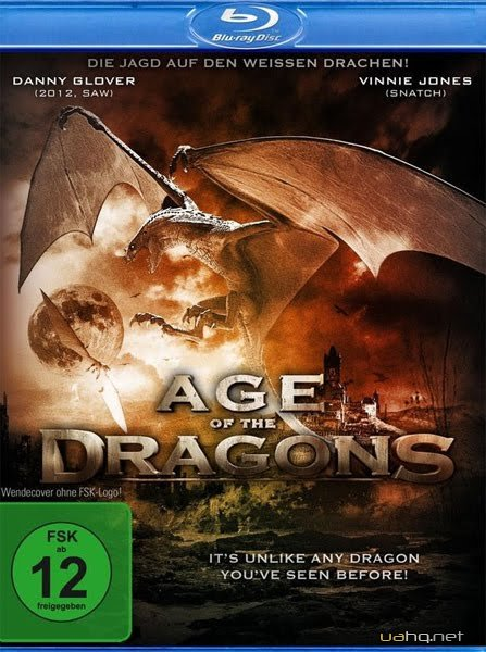 Ера драконів / Age of the Dragons (2011) BDRip | Укр. переклад