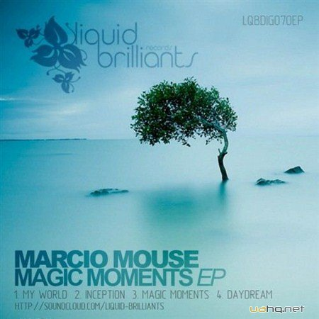 Marcio Mouse - Magic Moments (2012)