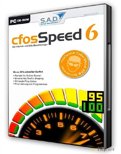 cFosSpeed 7.01 Build 1923 Beta
