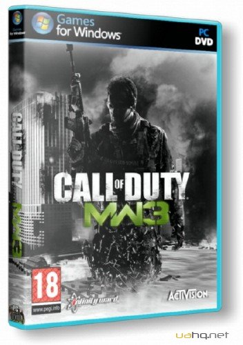 Call of Duty: Modern Warfare 3 (2012/PC/RUS) {Multiplayer Only}