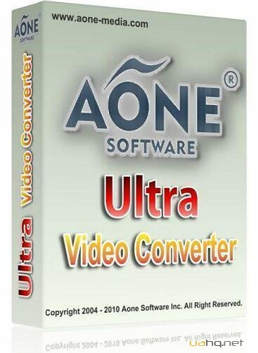 Aone Ultra Video Converter 5.3.0206 / Aone Ultra Video Joiner 6.3.0206 ML/Rus