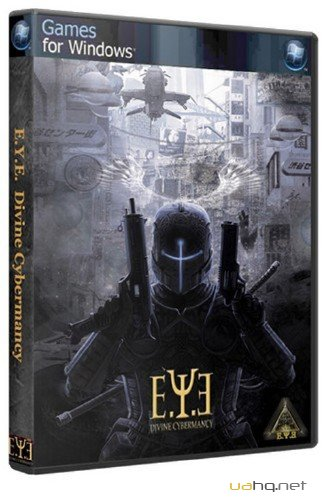 E.Y.E.Divine Cybermancy (2011/PC/RePack/Rus) by Fenixx