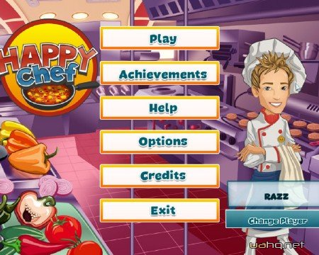 Happy Chef (2011/ENG/ENG)