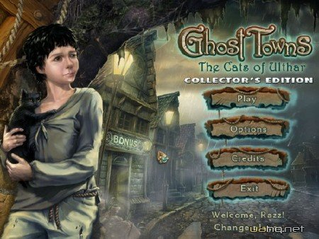Ghost Towns: The Cats Of Ulthar collector's Edіtіon (2012/ENG)