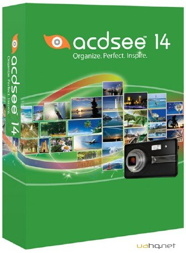 ACDSee Photo Manager 14.1 Build 137 RePack