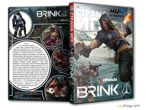 Brink [Update 11 + 1 DLC] (2011/PC/RePack/Rus) by R.G Repacker's
