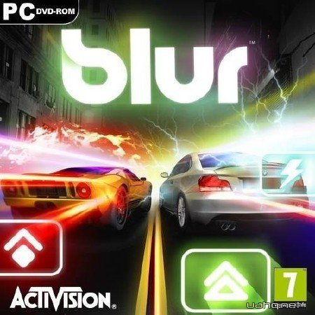 Blur (2010/RUS/PC/Rip by R.G.BoxPack)