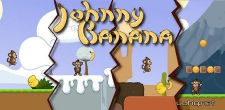 Johnny Banana, the platformer (1.0) [Аркада, ENG][Android]