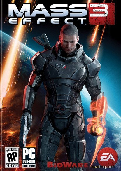 Mass Effect 3 Digital Deluxe Edition (2012/ Rus/ Eng)