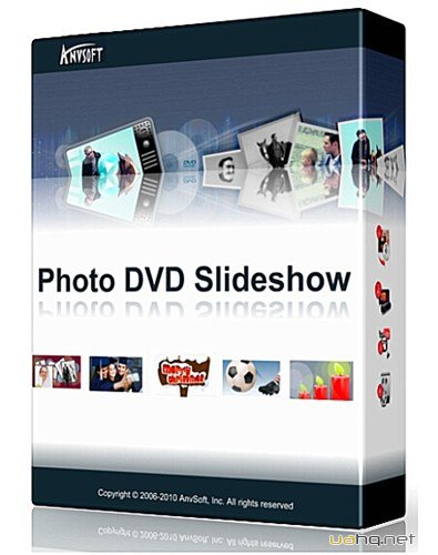 AnvSoft Photo DVD Slideshow Professional 8.35 Portable