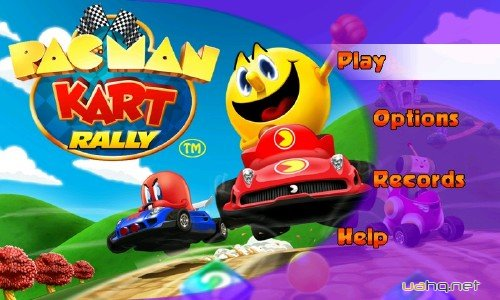 Pac-Man Kart Rally 1.0 Android