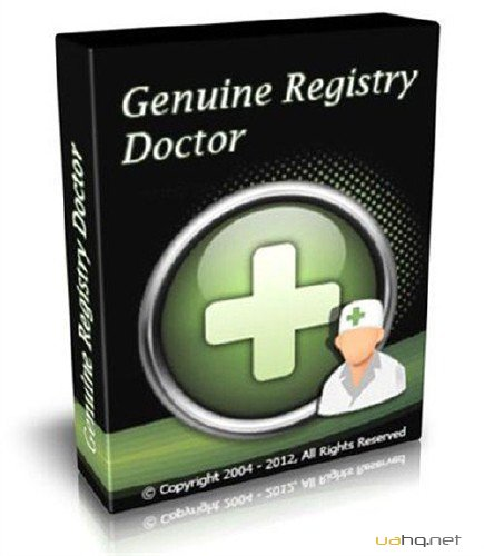 Genuine Registry Doctor 2.5.3.2