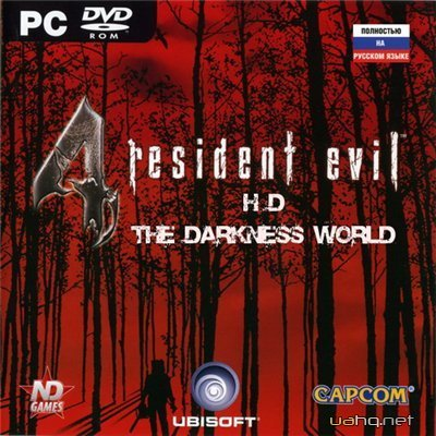Resident Evil 4 HD: The Darkness World (2011/PC/RePack/Rus) by Mr. Vansik