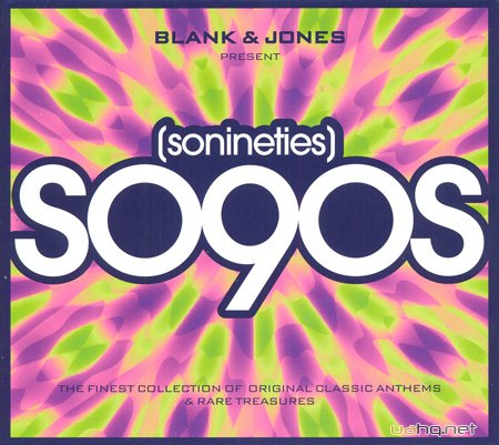 VA - Blank & Jones Present: So90s (2012)