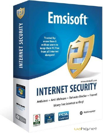 Emsisoft Internet Security Pack 6.0.0.57(2012/RUS)