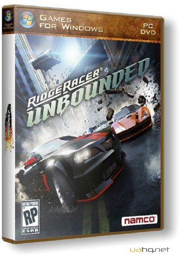 Ridge Racer Unbounded (2012/PC/RePack/Rus) by R.G. Element Arts