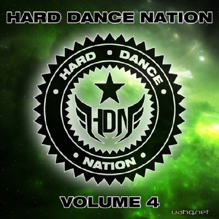 Hard Dance Nation Vol. 4 (2012)