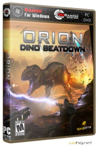 ORION: Dino Beatdown (2012/PC/RePack/Eng) by R.G.UniGamer?s