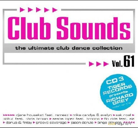 Club Sounds Vol.61 (2012)