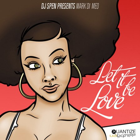 Mark Di Meo feat Nickson - Let it Be Love (2012)