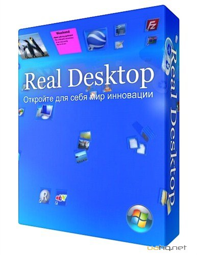 Real Desktop 1.75 Standard