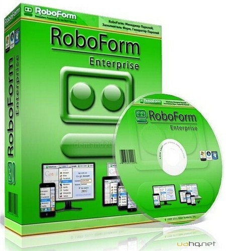 AI RoboForm Enterprise 7.7.7.1 Final