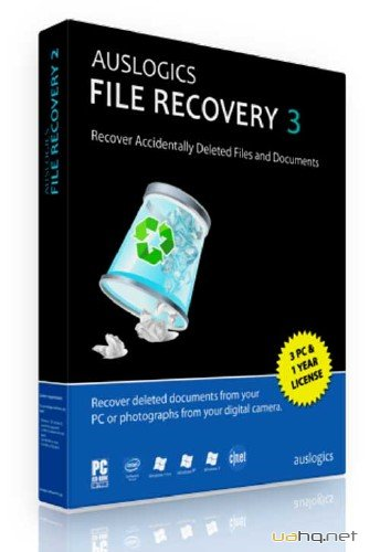 Auslogics File Recovery 3.3.0.0