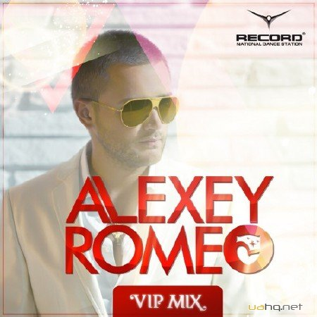 Alexey Romeo - VIP MIX (Record Club) 489 (09.05.2012)