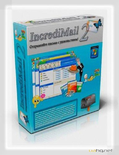 IncrediMail 2 Premium 6.29 Build 5203 Final
