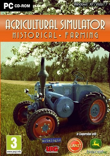 Agricultural Simulator: Historical Farming (UIG Entertainment) (Eng) [RePack By Sash HD]