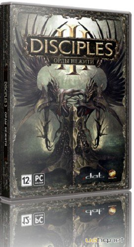 Disciples III: Орди нежиті / Disciples III: Resurrection (2010/PC/RePack/Rus)