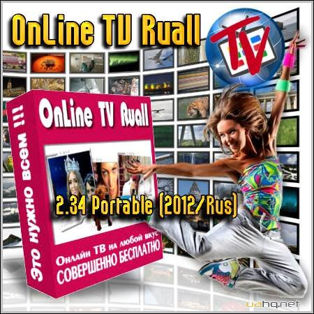 OnLine TV Ruall 2.34 Portable Rus