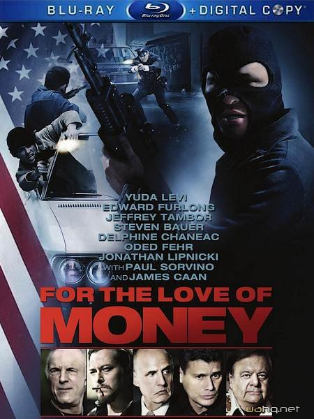 Чувство алчности / For the Love of Money (2012) HDRip / BDRip 720p