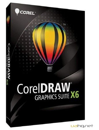 CorelDRAW Graphics Suite X6 16.0.1.509 + KPT Collection (2012, Rus,Eng)