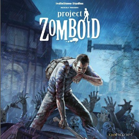 Project Zomboid v0.2.0r RC2 (2012/ENG/ENG)