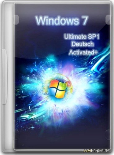 Windows 7 Ultimate SP1 Deutsch (x86+x64) 26.06.2012