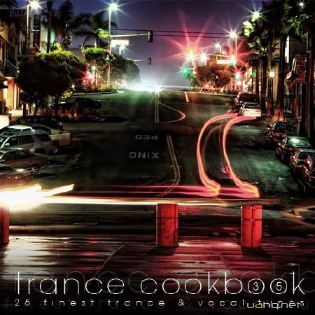 Trance Cookbook Vol.35 (2012)