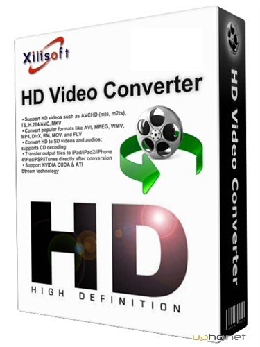 Xilisoft HD Video Converter 7.4.0 Build 20120710