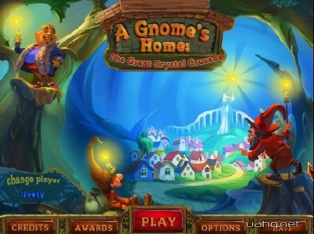 A Gnome's Home: The Great Crystal Crusade (2012/ENG)