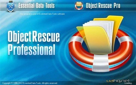 ObjectRescue Pro 6.7 Build 939