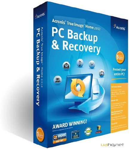 Acronis True Image Home 2012 Update 2.1 Build 7133 Plus Pack + Acronis Disk Director 11 Home Update 2 Build 2343 [BootCD] [RUS]