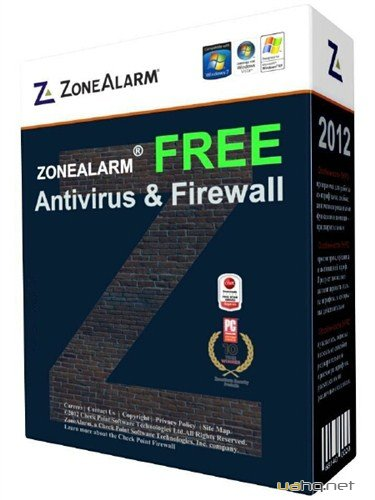 ZoneAlarm Free Antivirus + Firewall 10.2.068.000