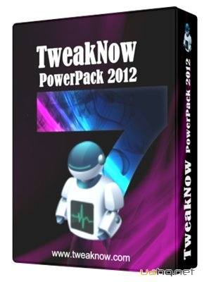 TweakNow PowerPack 2012 4.2.0 Russian