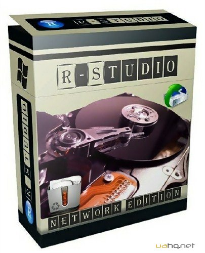 R-Studio 6.1 Build 152023 Network Edition Portable