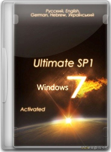 Windows 7 Ultimate SP1 Multi (x86/x64) 26.07.2012