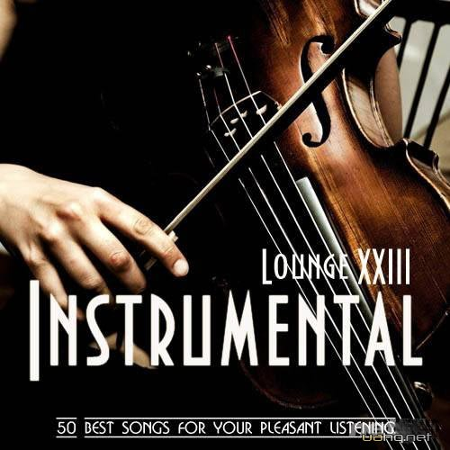 Instrumental Lounge XXIII (2012). MP3, 320 kbps