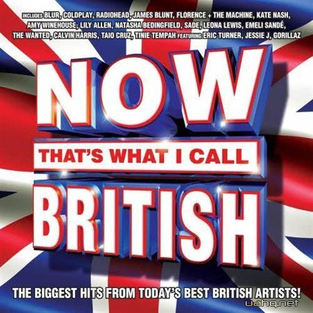 Now That's What I Call British (2012)