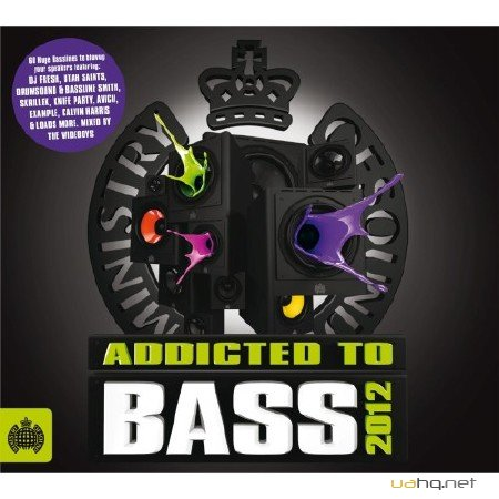 Ministry of Sound-Addicted to Bass 2012 (2012)